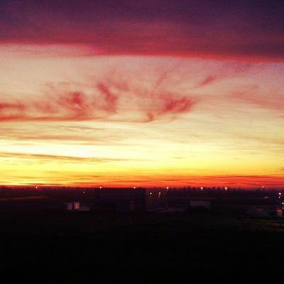 Sunset Skyporn Bragging Ilovezr instasky bagljas