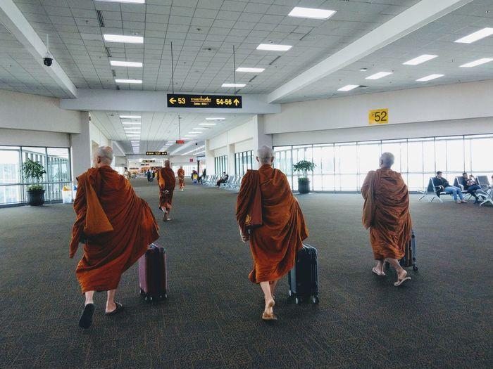 Monk  Airport