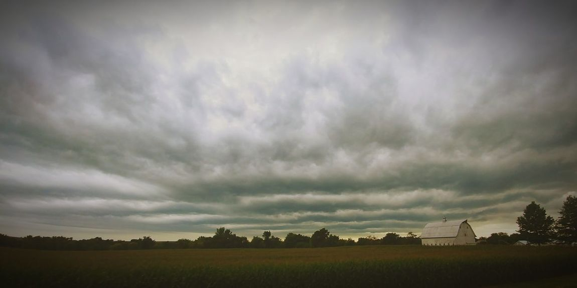 Cloud - Sky Landscape No People Tranquility Storm Cloud Sky Summertime Outdoors Art Is Everywhere