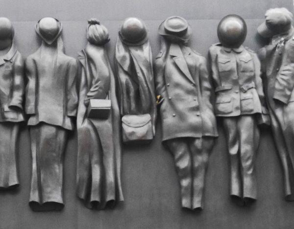 Women Of World War II Memorial, Whitehall Whitehall