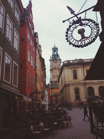 Gamla Stan Stockholm Vacation Cafe