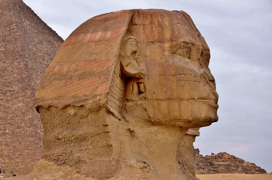 Egypt Cairo Sfinx