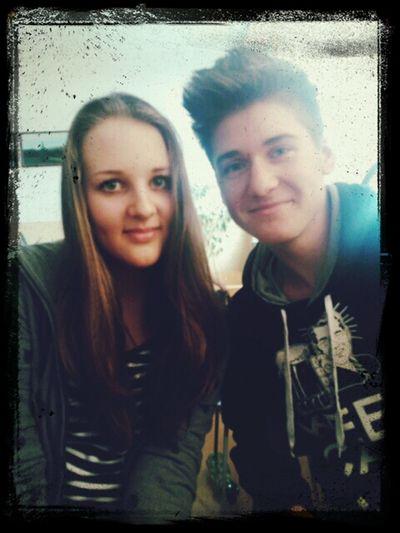 with friend ;) First Eyeem Photo