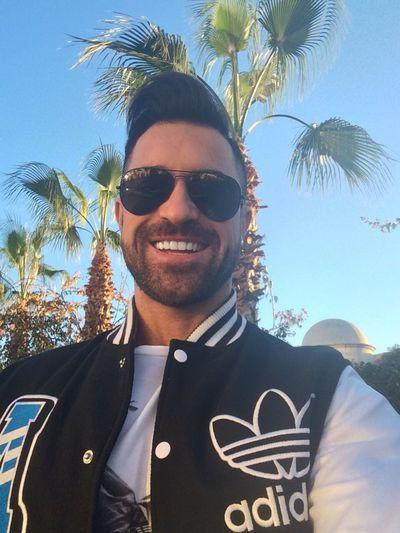 Selfie ✌ Adidas Rayban Followme