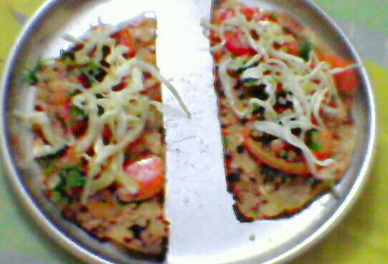 Food Porn Awards Yummmyyyy  Foooooood! Homemade Pizza yummy one !!!!!!!! :-)))