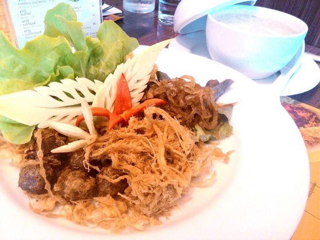 Khao-chae Foodphotography Food Photography Foodporn Foodgasm Thai Food Bangkok Thailand Rice A Day In Thailand Asian Food
