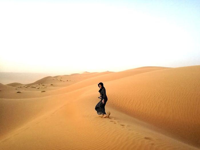 Lost In The Landscape Sand Dune Landscape Travel Destinations Adventure Travel Desert