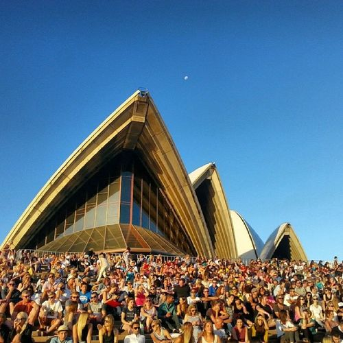 Well Sydney, you really turned it on tonight Sydney Ilovesydney Sydneyoperahouse Jackjohnson summer instagood Australia