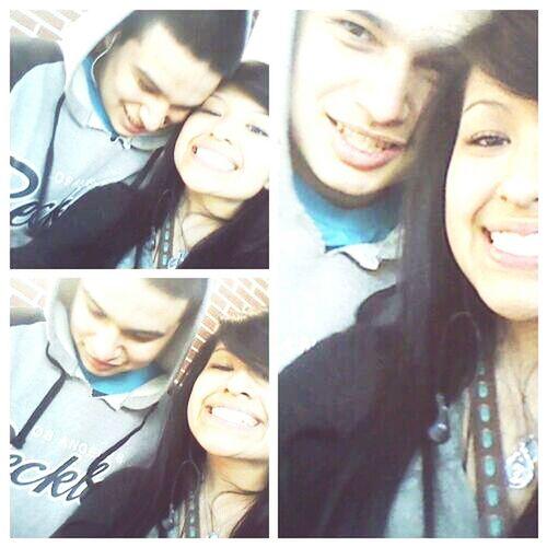 my boyfriend.