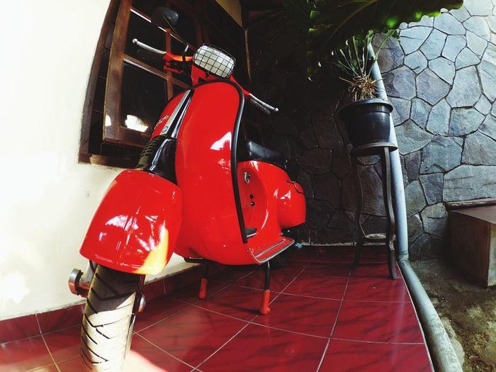 Vespa Vespa Indonesia special 90cc 1977 Polini Exhaust