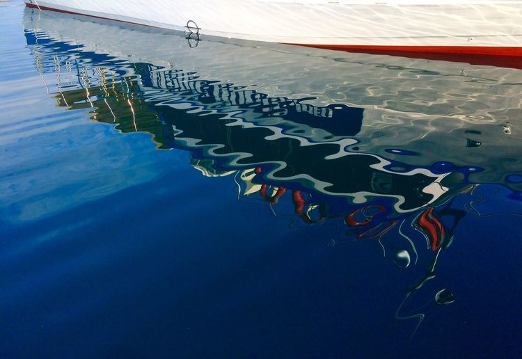 Water Beach Catalunyalove Sea Sant Feliu De Guixols Reflections