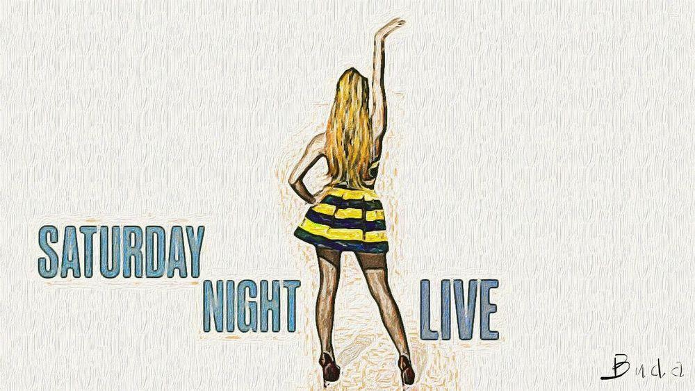 Arianagrande Ariana Grande Saturday Saturdaynight Party Night