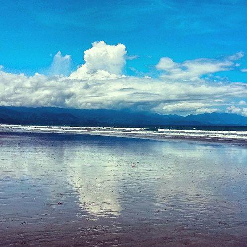 Reflections Baler Sabangbeach Philippines Summer Asia travelgram instagood Nature beach instatravel hdr photography