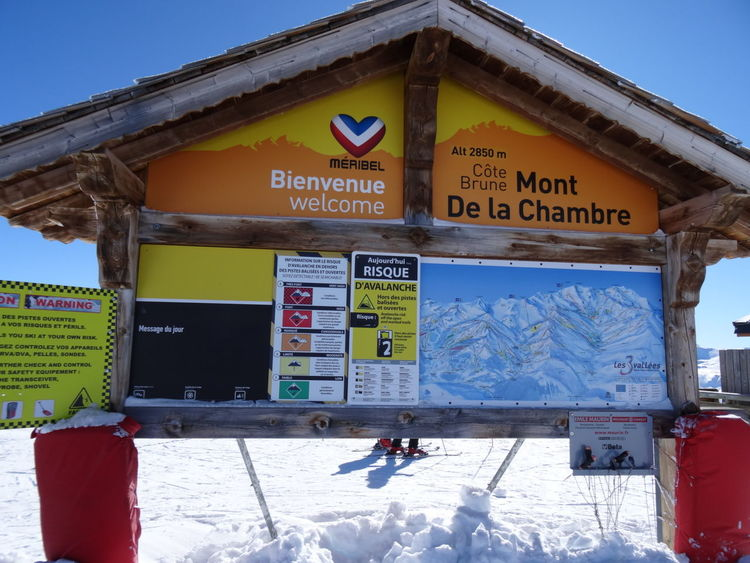 Information Meribel Skiing Le Mont Blanc Travel Destinations Scenics Les3vallées ValThorens  France🇫🇷 Winter Business Finance And Industry Day Built Structure Building Exterior