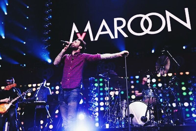 Tattoo Adamlevine Maroon5 Love Gitar World Tumblr