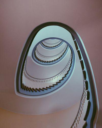 Stairways Lookingup