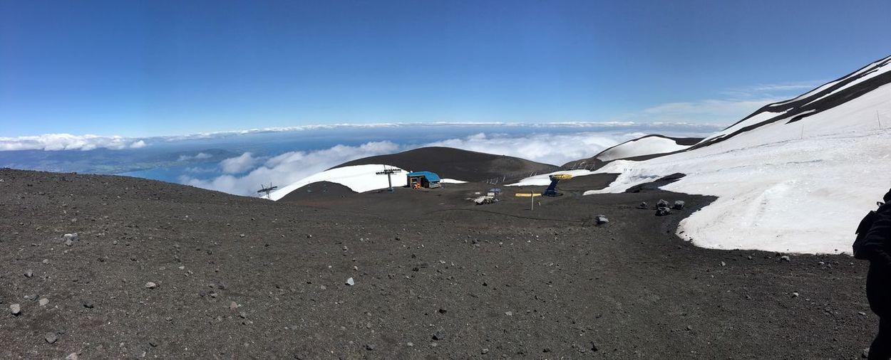Volcán Osorno,