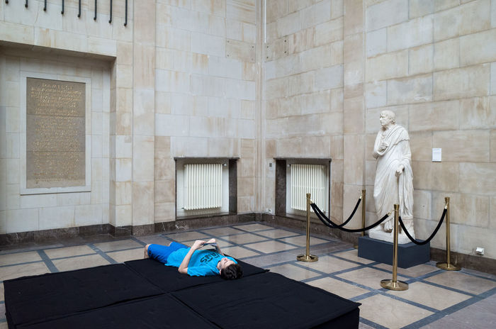 National Museum in Warsaw, Poland Architecture Art Classical Art Contemplation Daydreaming Indoors  Looking Up Museum Museums National Museum Sculpture Street Photography Streetphoto Streetphoto_color Streetphotographer Streetphotographers Streetphotography UNPOSED Vans Warsaw