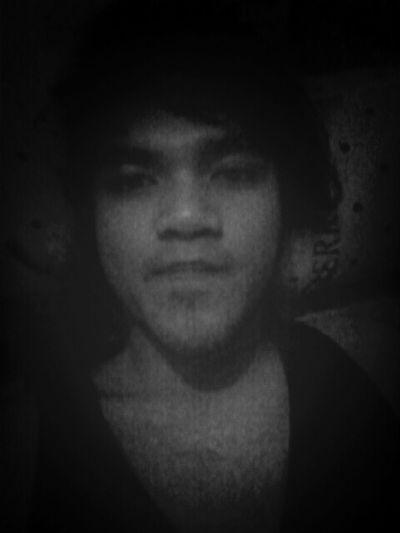 Black in room