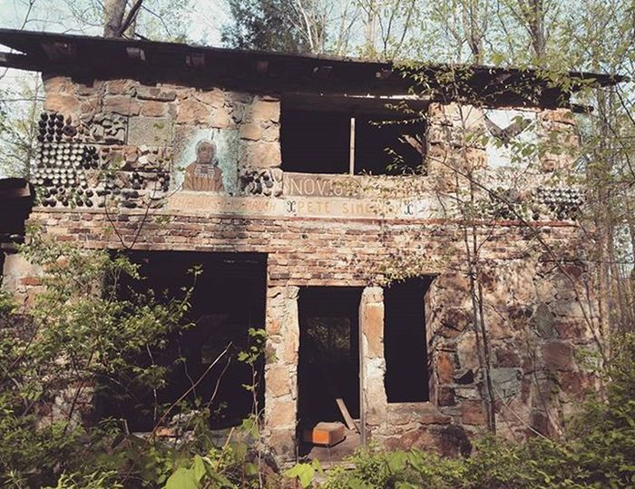 The places you come across. . . . . . . Abandoned Adventure Nature GetOutThere Indians  Building Explore Moodygram Illgrammers DOPE Scenicpa Centralpascenery WesternPA Cool Teampawild Pennsylvania