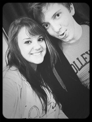 I miss my boyfriend. :(