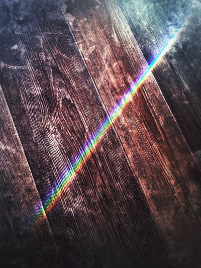 Spectrum my vision The Dark Side Of The Moon Colours