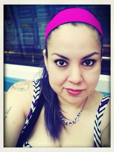 Deep... Public Transportation Chubby Girl Mexican Girl Mexicana En Madrid