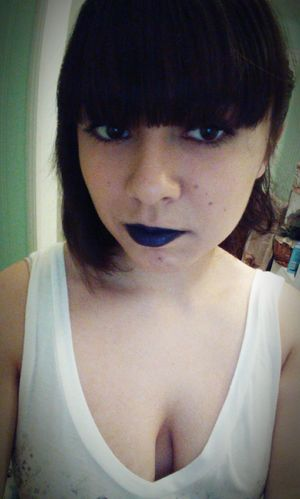 Bluelips 💙 Selfie