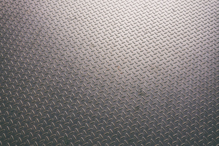 Berlin, Germany, August 03, 2018: High Angle View of Close-Up of Metal Diamond Plate Flooring Berlin Germany 🇩🇪 Deutschland Horizontal Reflection Abstract Abstract Backgrounds Backgrounds Close-up Color Image Diamond Plate Flooring Full Frame Gray High Angle View Iron - Metal Metal No People Outdoors Pattern Repetition Sheet Metal Silver Colored Steel Textured  Walkway