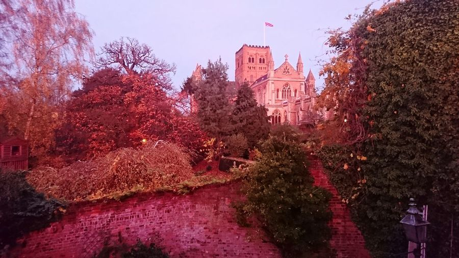 Sunrise Nofilter St Albans Abbey