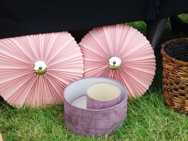 Care Boot Sale Brocante Prices Prix Color Pink Lights Umbrella☂☂ Ombrelle Ombrelle box