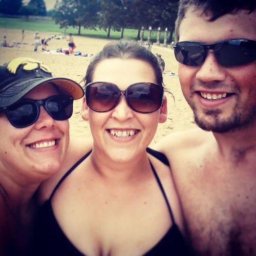 Bestfriends Beach Bffs Bestdayoftheweek funinthesun summer iowa