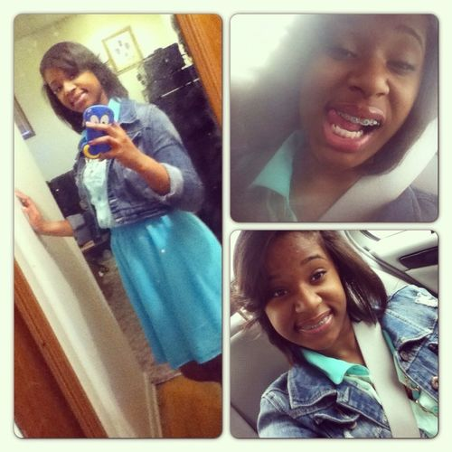 I smile when im mad , I smile when im happy .... No one will ever see me sad .