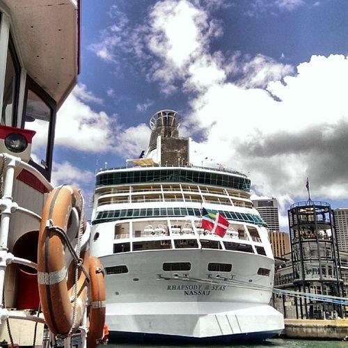 Circularquay Sydney Sydneylocal Sydneyharbour ship