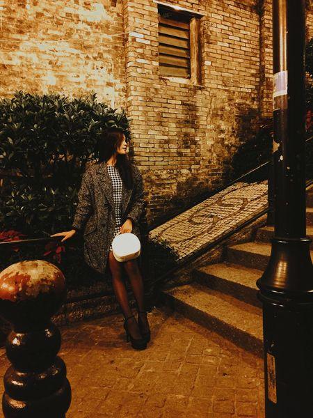 Macau Macao  Taipa Village Taipa  Lover Model