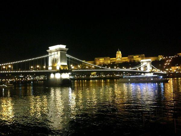 Széchenyi Lánchid Nighlights Nighlife Seeyousoon Budapest