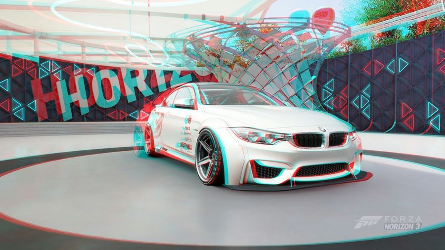 Forza horizon 3 Bmw m4 horizon Edition 3d picture Picture Cars Liberty Walk Lb Performance Mpower Bmw ForzaHorizon 3D Picture Games