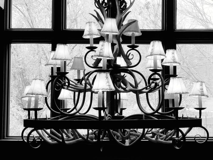 beauty light Chandelier Blackandwhite Resorts Window Close-up Hanging Light Wrought Iron EyeEmNewHere Creative Space The Architect - 2018 EyeEm Awards
