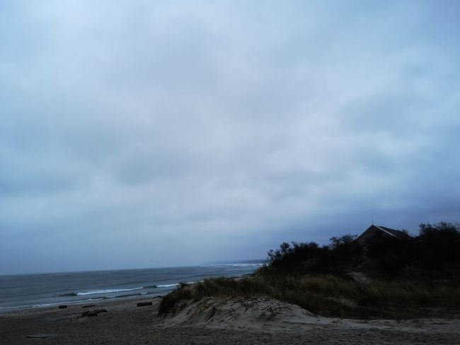Dramatic Baltic sea and sky Water Sea Beach Wave Sand Low Tide Water's Edge Sky Horizon Over Water Landscape Coastal Feature Rocky Coastline Headland Tide Storm Cloud Dramatic Sky Coast Thunderstorm Seascape Coastline Rugged