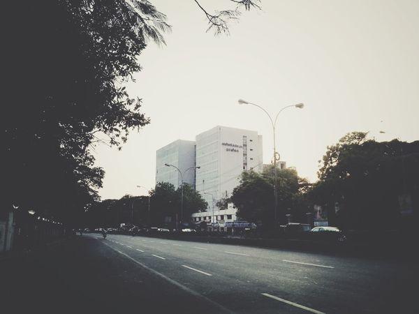 sunset is on its way EyeEm Best Shots Street Photography VSCO Urban Geometry