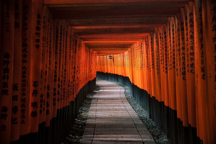 The Torii of