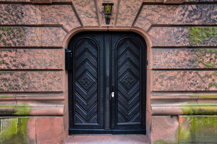Arhitecture Architecture Built Structure Pattern Closed Day No People Entrance Wall Door Outdoors