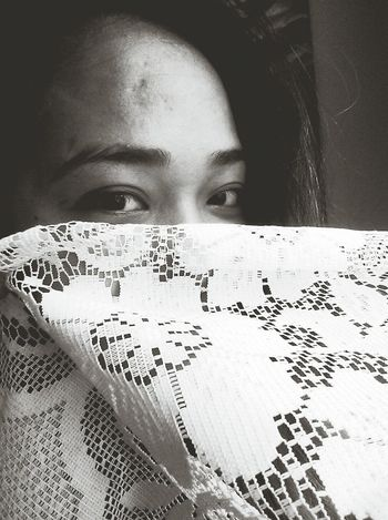 B/w having fun with the curtains...
