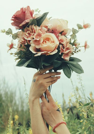 Cherish your moment Flowers Bouquet Hands Woman Cherish  Cherish The Moment Photography