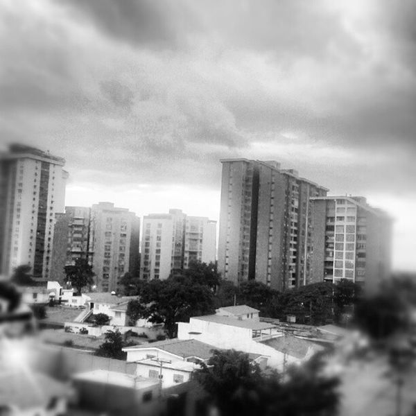 Sky And City Black And White City Skyline Good Afternoon