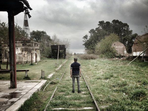 Railroad AMPt - Escape