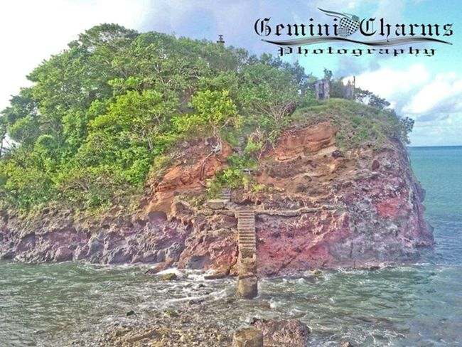 La Toc near the light house Caribbean Life Beach Photography Saint Lucia Beauty In Nature HDR Editing 758 Nature Sky And Clouds Sea