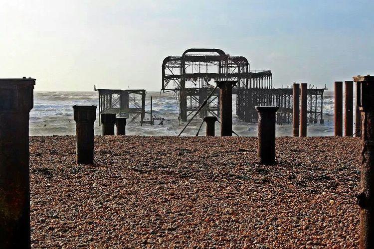 West Pier ...shame