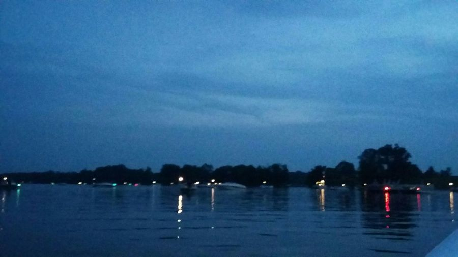 Lastsummer Lake Pictureoftheday Night Water Reflections Pretty Photography Columbiaville Eye4photography