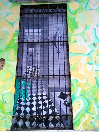 Street art Buenos Aires Close-up Architecture